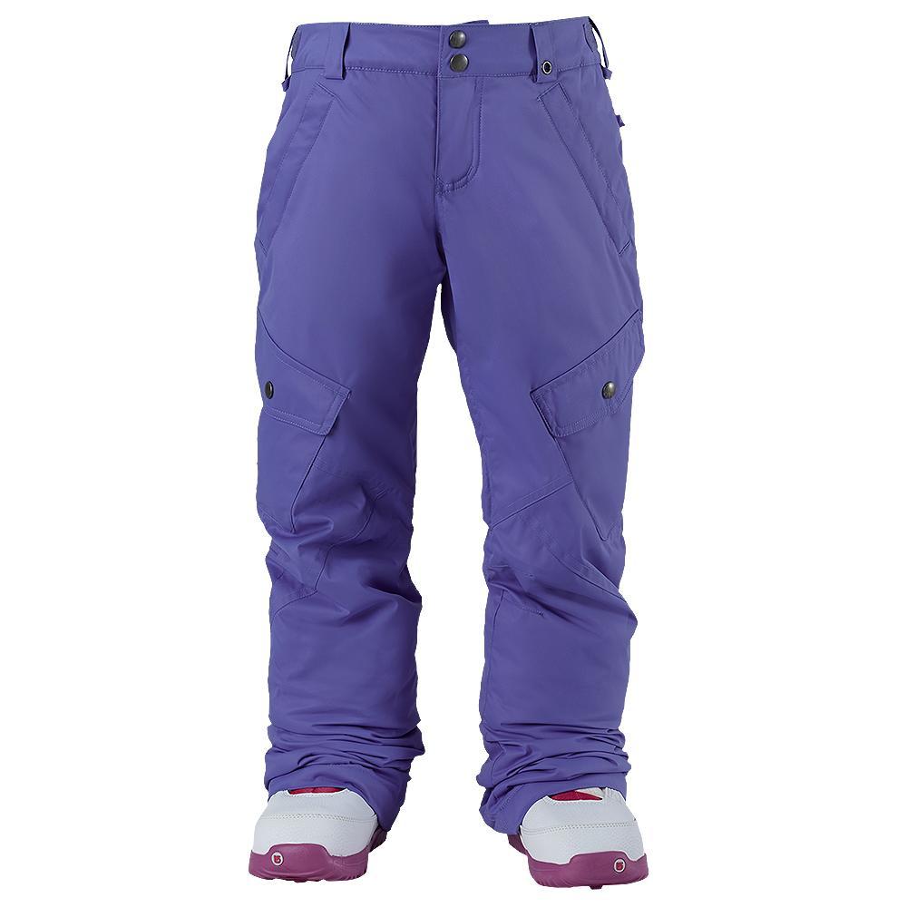 Burton Elite Cargo Insulated Snowboard Pant (Girls') -