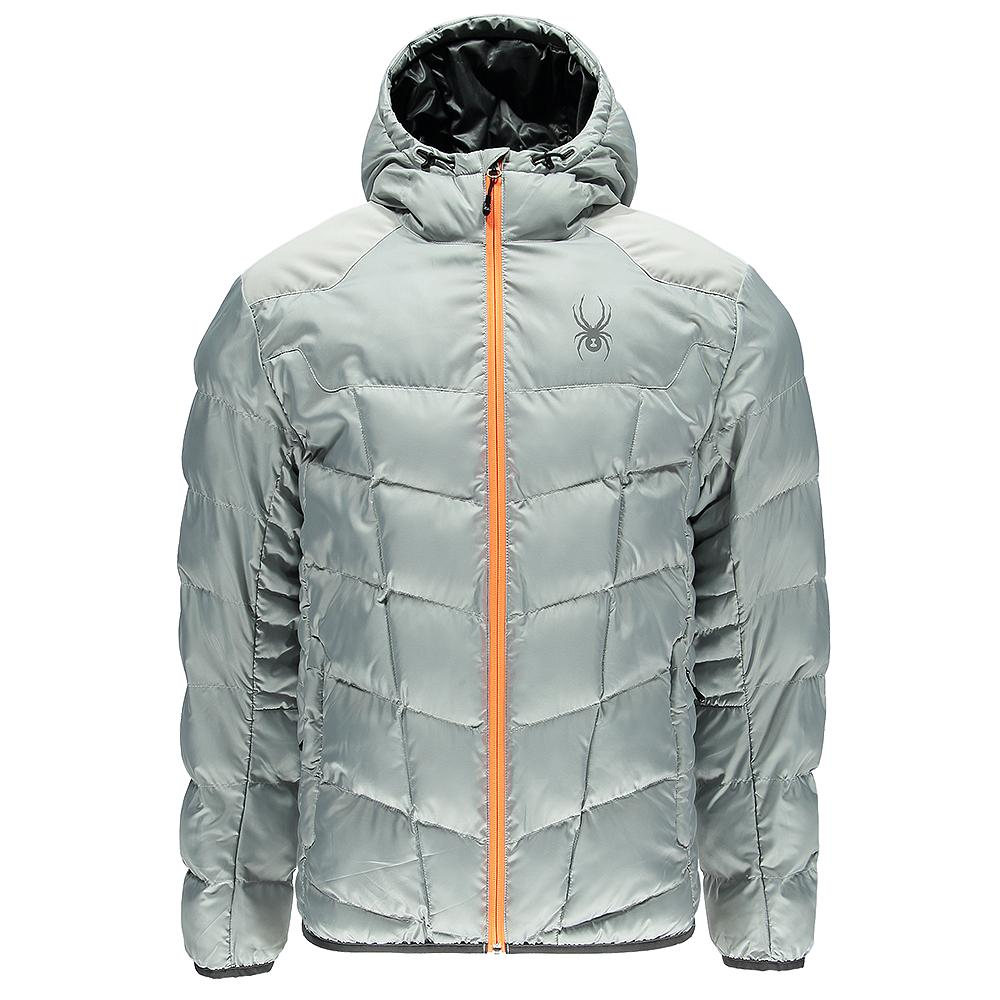 Spyder Geared Hoody Synthetic Down Ski Jacket (Men's) | Peter Glenn