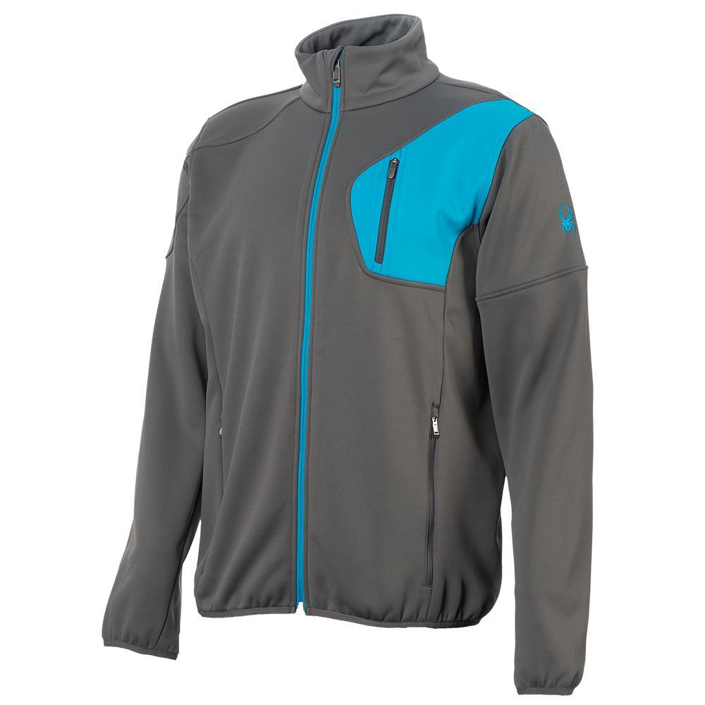 Spyder Bandit Full Zip Fleece Jacket (Men's) -