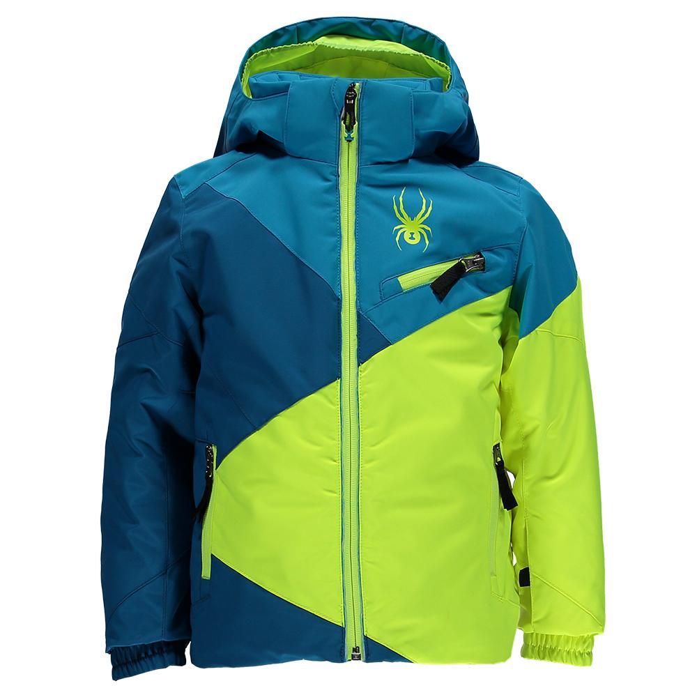 Spyder Mini Ambush Insulated Ski Jacket Little Boys Ebay