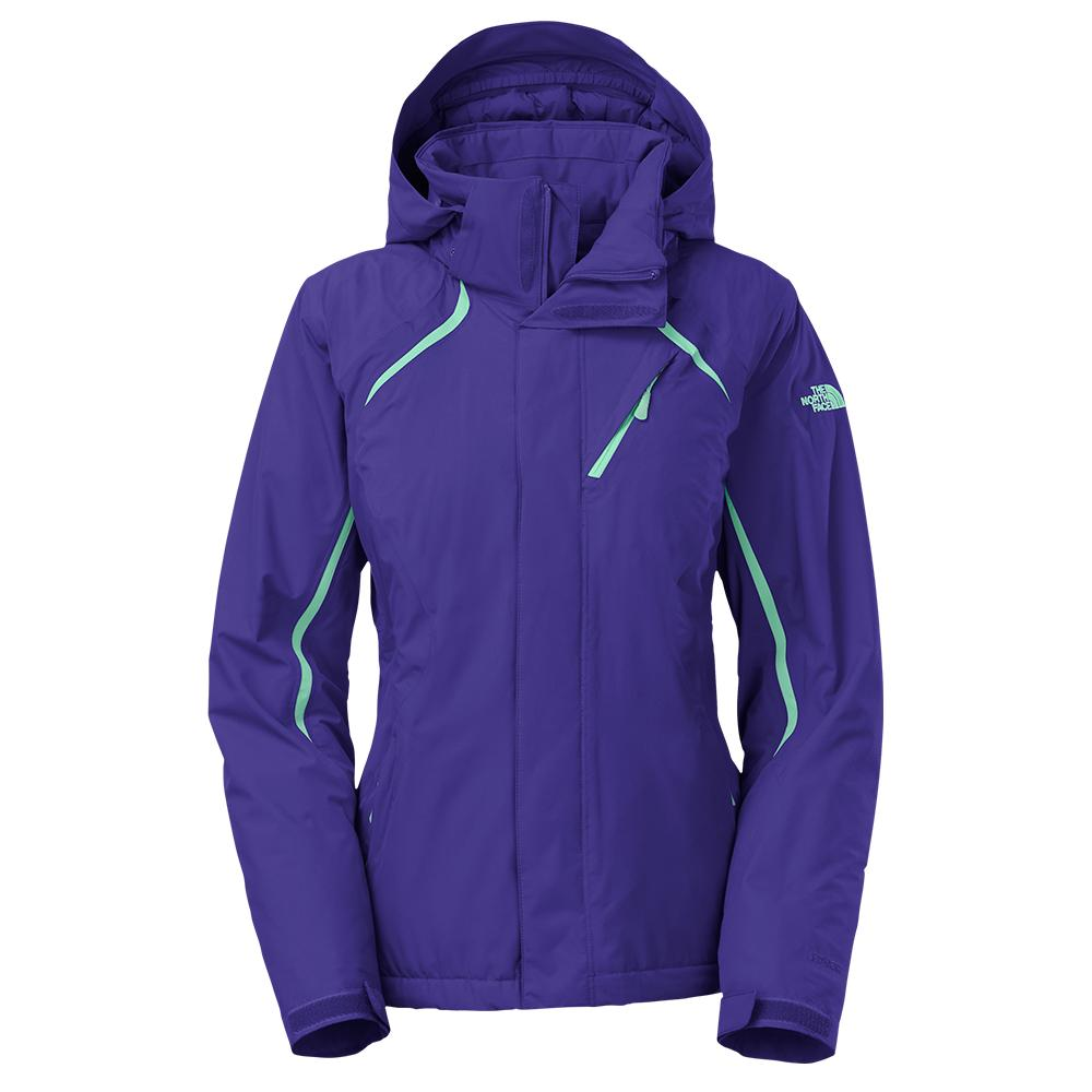 the north face cool ridge insulated ski jacket women 39 s. Black Bedroom Furniture Sets. Home Design Ideas