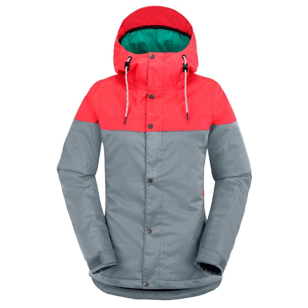 Volcom Bolt Insulated Snowboard Jacket Women S Peter Glenn