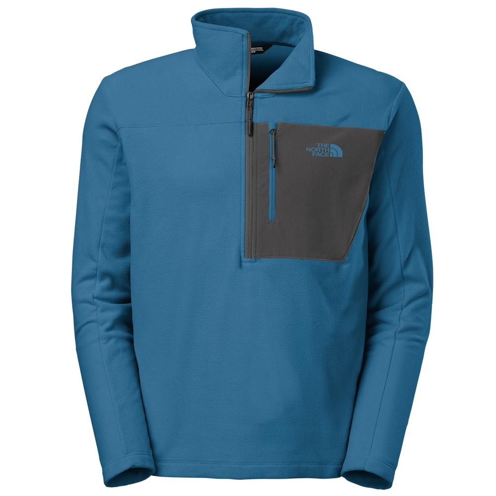 The North Face Tech 100 Half Zip Fleece Sweater (Men's) -