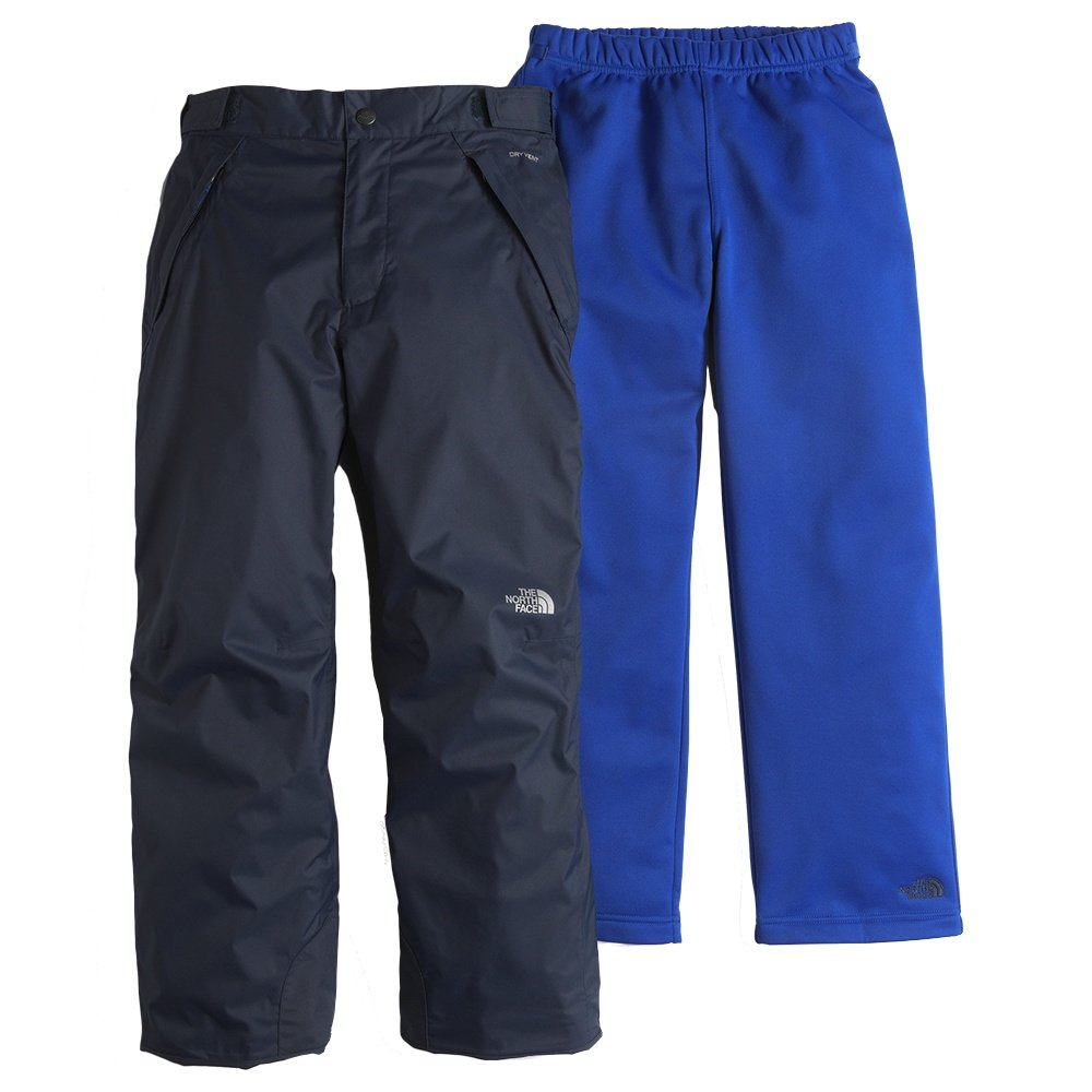 The North Face Snowquest Triclimate Ski Pant (Boys') - Cosmic Blue