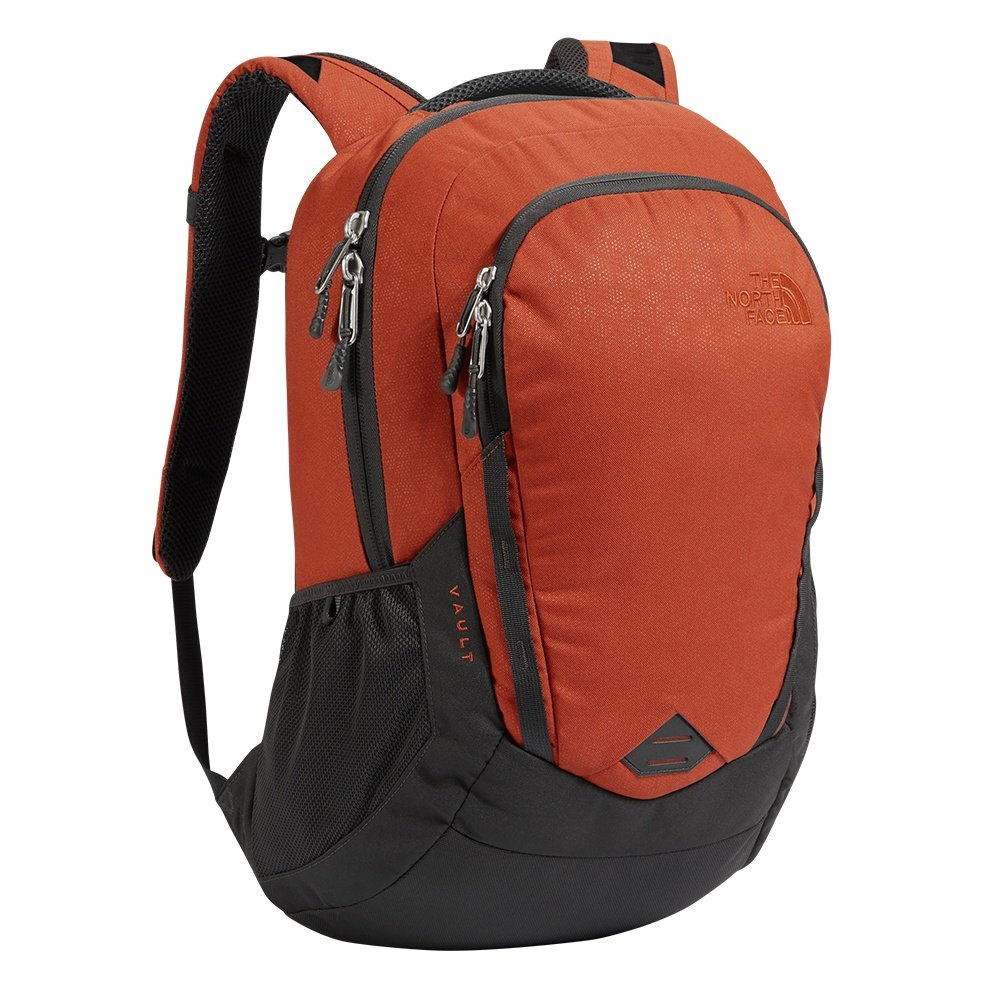 The North Face Vault Backpack (Men's) - Ketchup Red