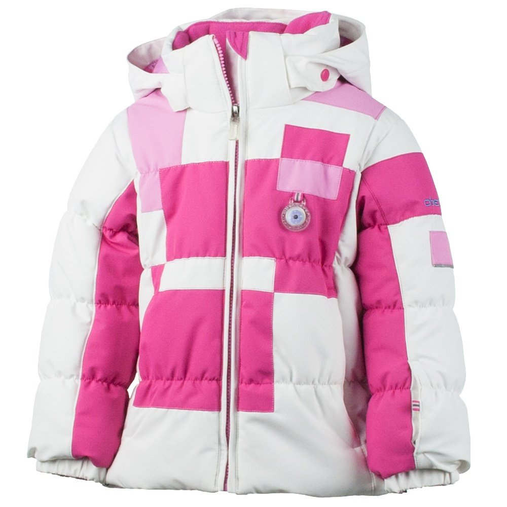 Obermeyer Kitt Insulated Ski Jacket (Little Girls') - Wild Pink