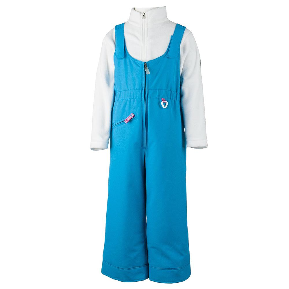 Obermeyer Snoverall Insulated Ski Pant (Little Girls') - Bluebird