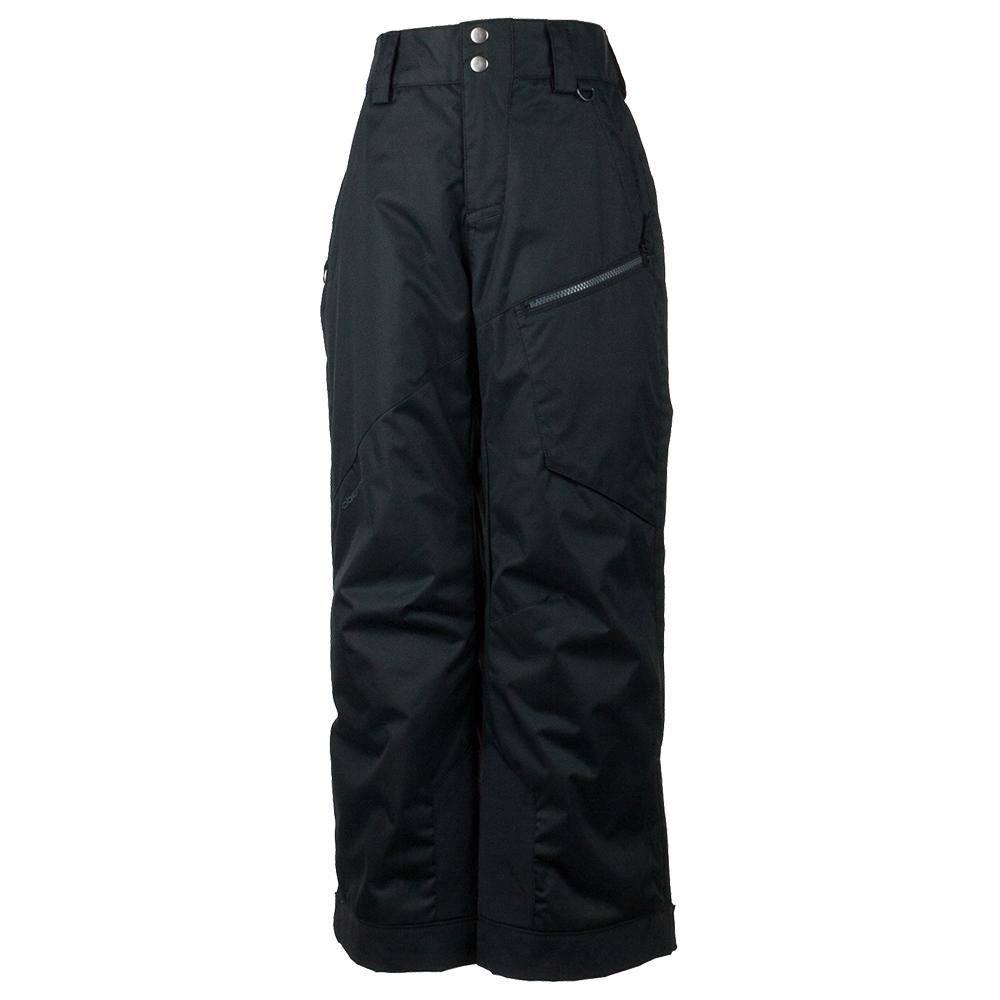 Obermeyer Pro Insulated Ski Pant (Boys') - Black
