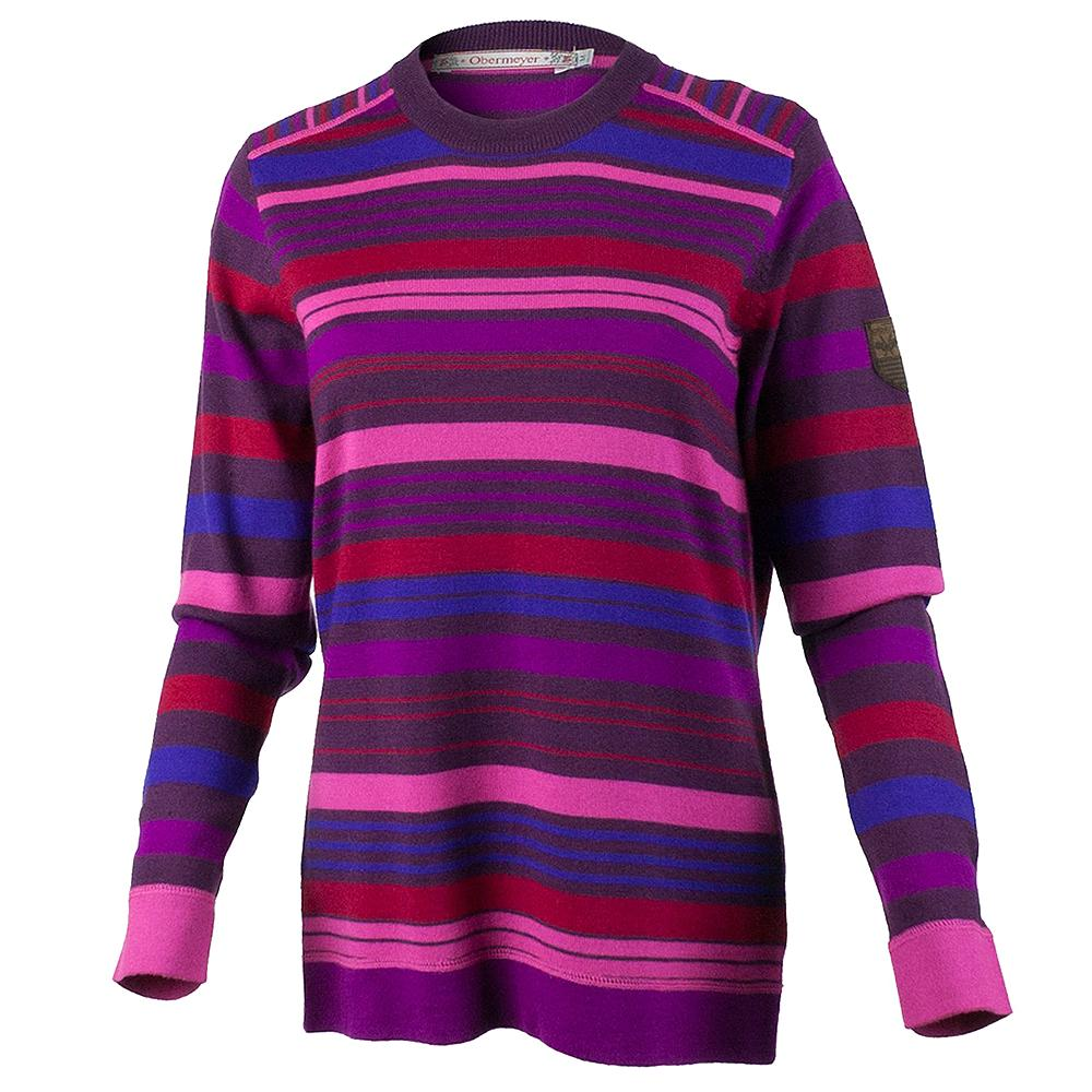 Obermeyer Fiona Stripe Knit Crew Sweater (Women's) -