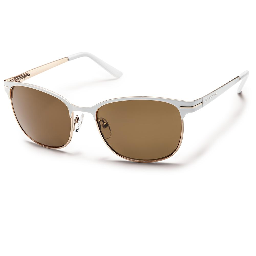 Suncloud Causeway Polarized Sunglasses (Adults') - White