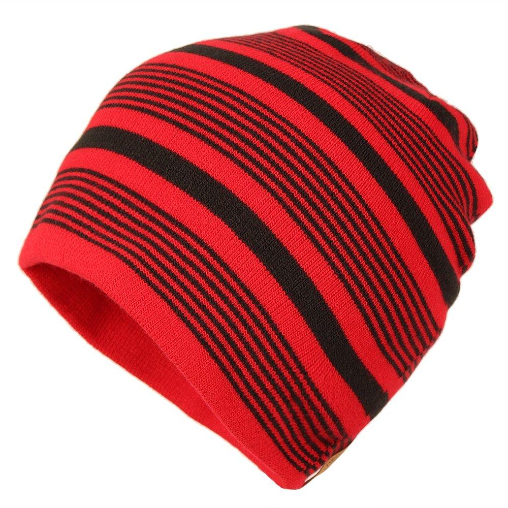 Obermeyer Anders Knit Ski Hat (Men's) - True Red