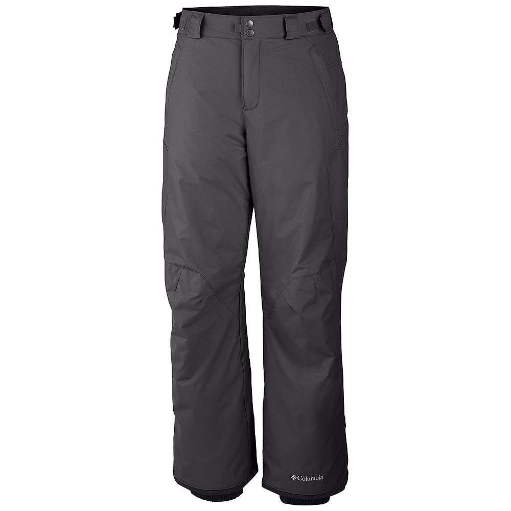 Columbia Bugaboo II Big Insulated Ski Pant (Men's) - Graphite