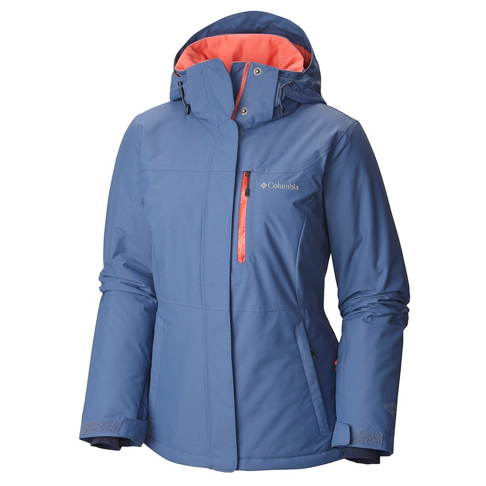 Columbia ski jackets for women