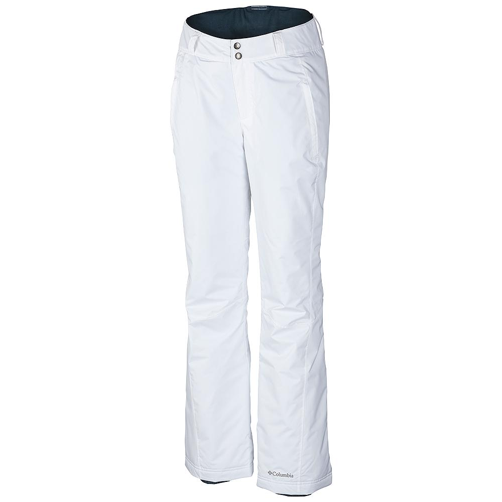 Columbia Modern Mountain 2.0 Plus Ski Pant (Women's) - White