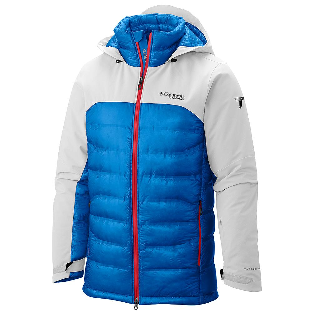Columbia Heatzone 1000 Turbodown Ski Jacket (Men's) -