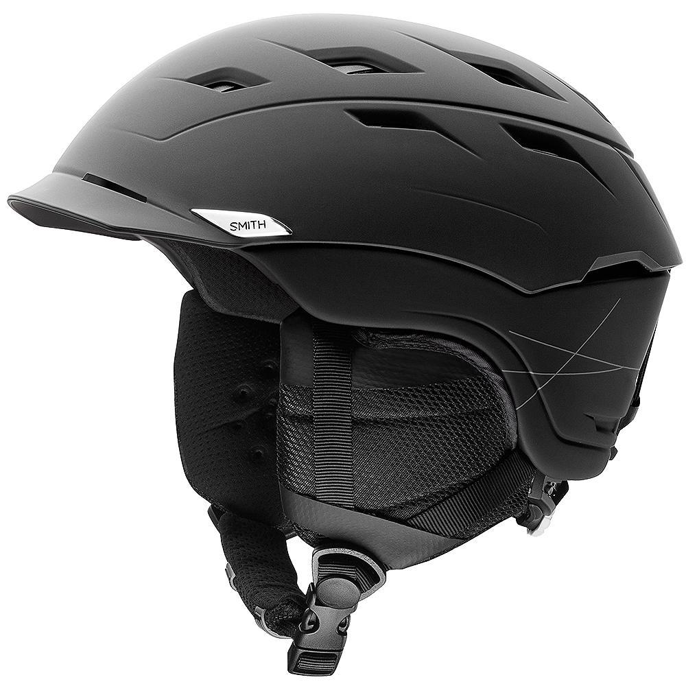 Smith Variance Helmet - Black Matte