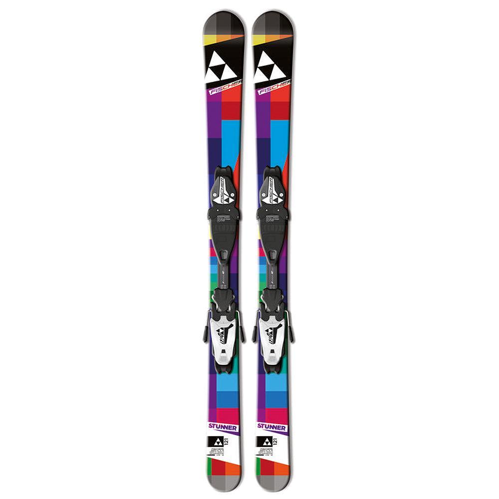 Fischer Stunner Ski System with Bindings (Girls') -