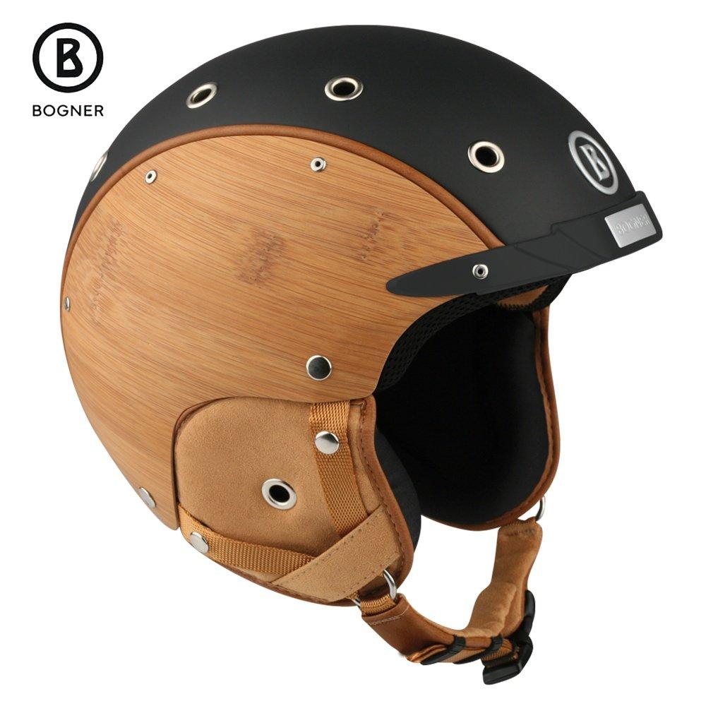 Bogner Bamboo Helmet - Black