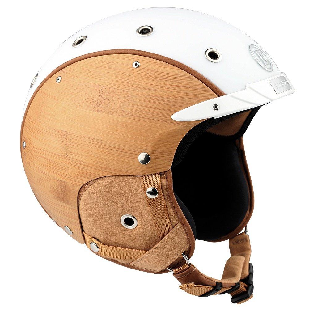 Bogner Bamboo Helmet - White