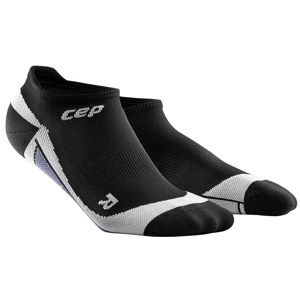 CEP Dynamic+ No Show Compression Socks (Men's) - Black