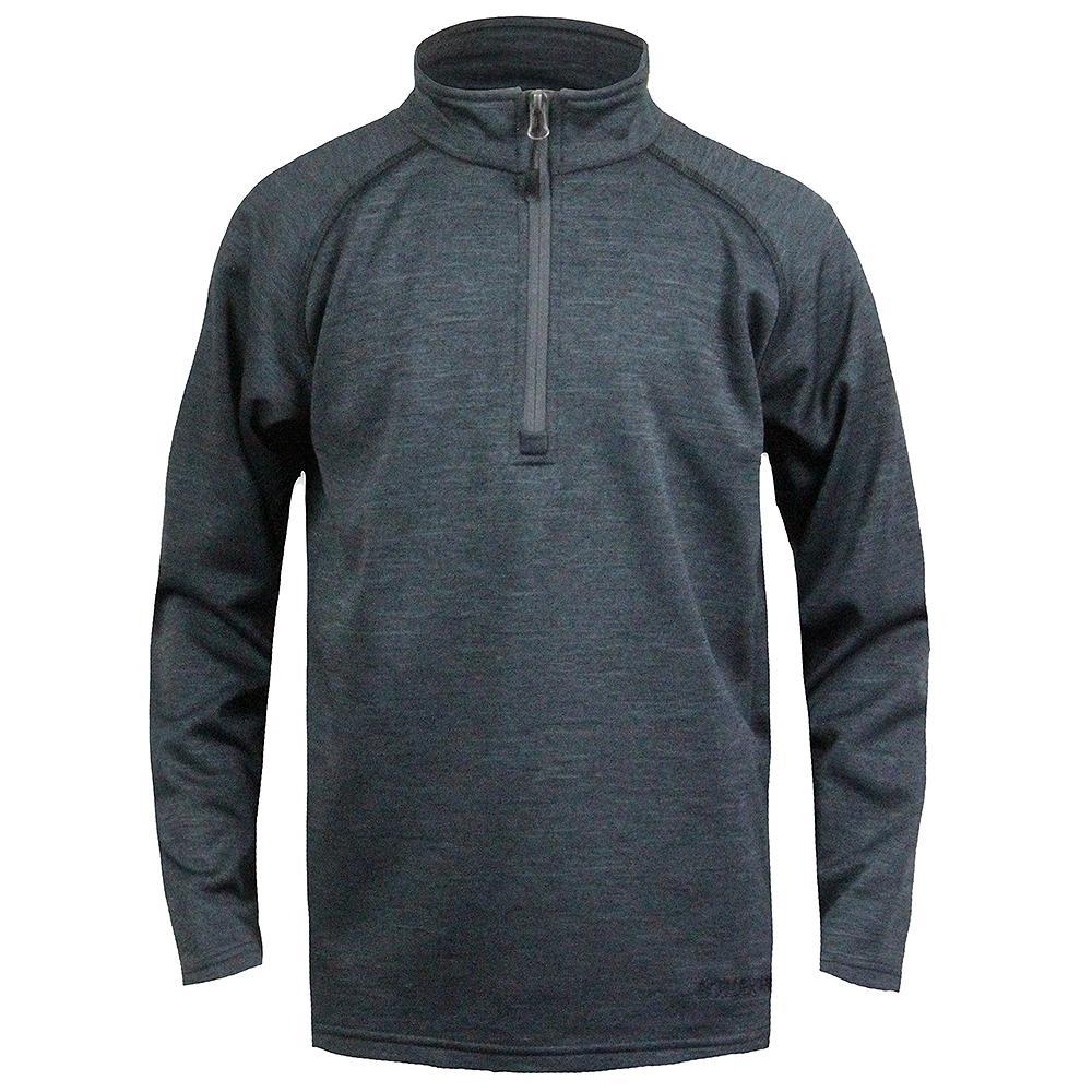 Boulder Gear Charge Micro Half Zip Fleece Mid-Layer (Boys') -