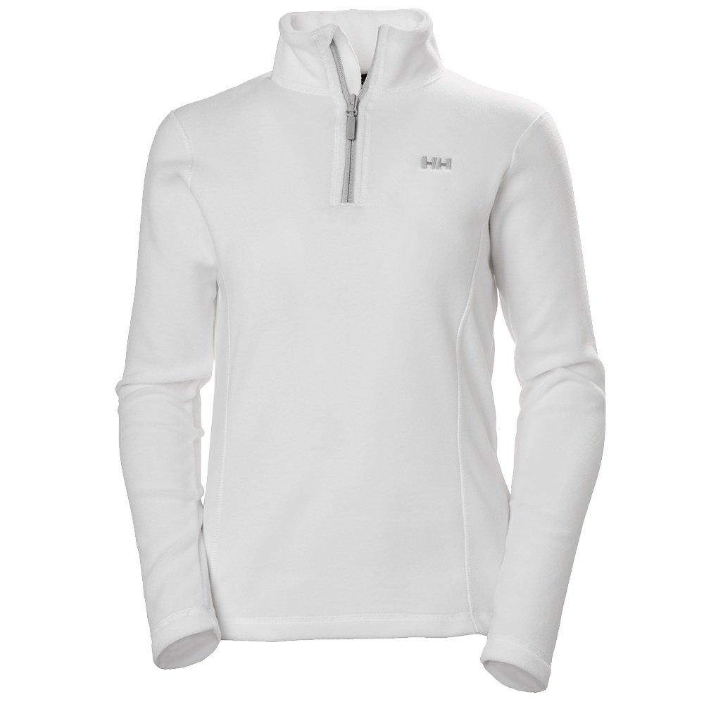 Helly Hansen Daybreaker Half Zip Fleece Mid-Layer (Women's) - White
