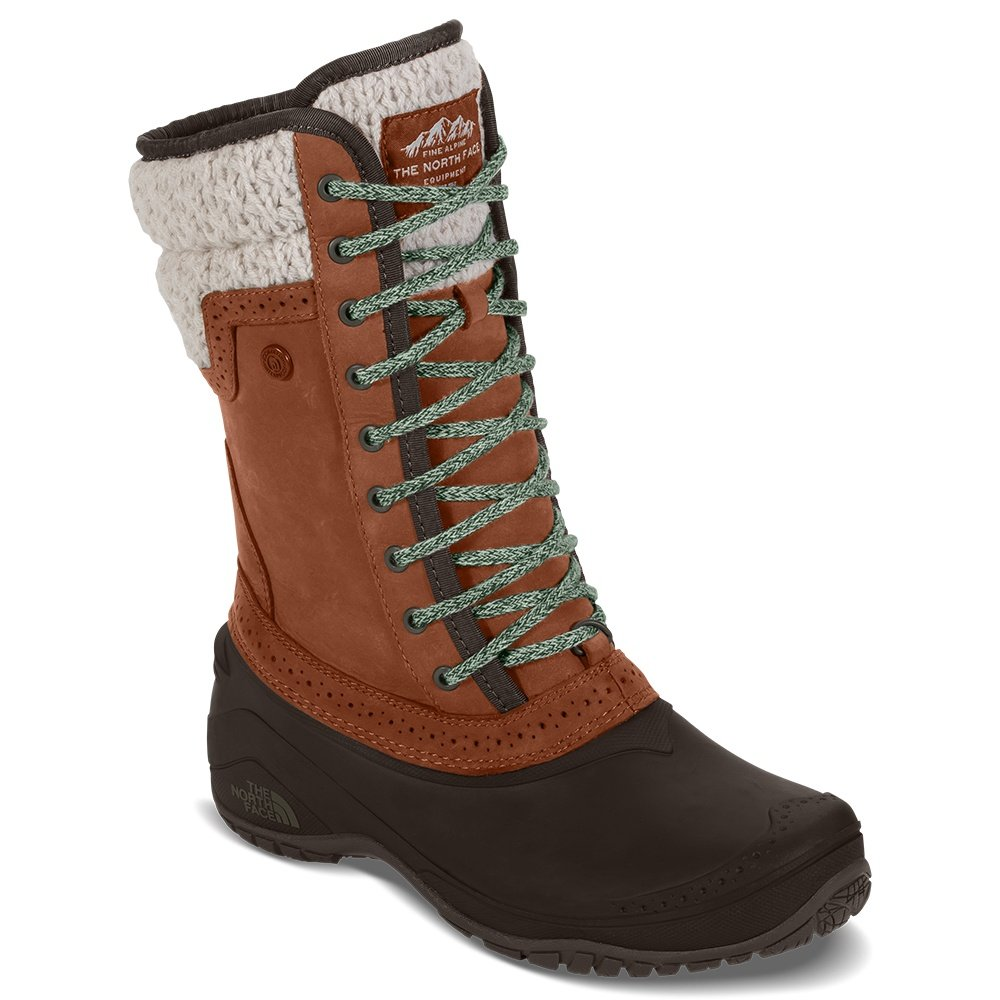 The North Face Shellista II Mid Boot (Women's) - Dachshund Brown
