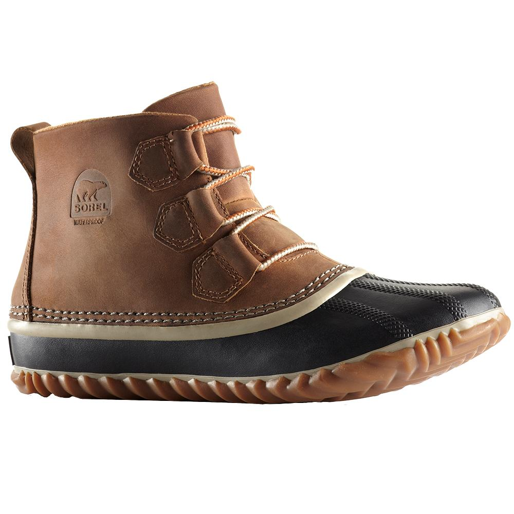 Sorel Out 'N About Waterproof Leather Boots (Women's) -