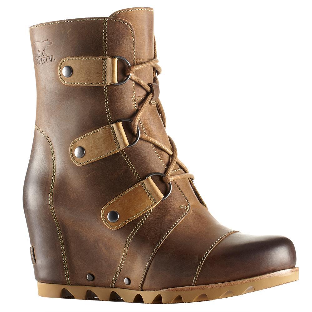 833520053a6 Sorel Joan of Arctic Wedge Mid Waterproof Boots (Women s) -