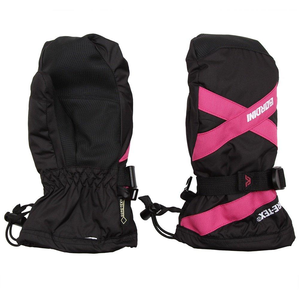 Gordini GORE-TEX III Ski Mitt (Kids') - Black/Deep Pink
