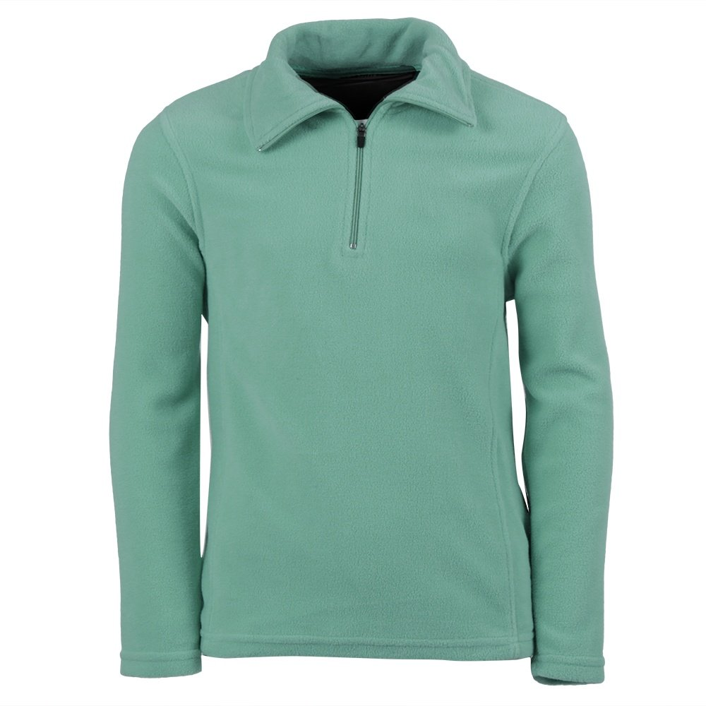 Killtec Morgana Half Zip Fleece Mid-Layer (Girls') - Light Aqua