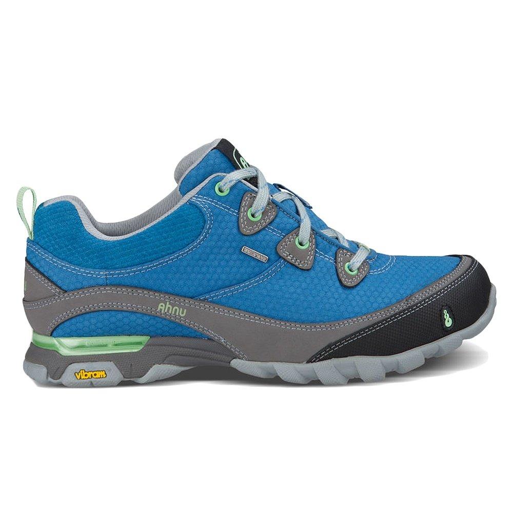 c65c4f27d11 Ahnu Sugarpine Low Waterproof Hiking Boots Women's, Blue Star, 6