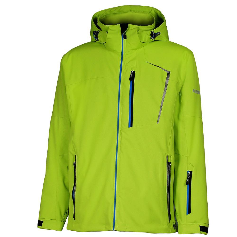 Karbon Neon Insulated Ski Jacket Men S Peter Glenn