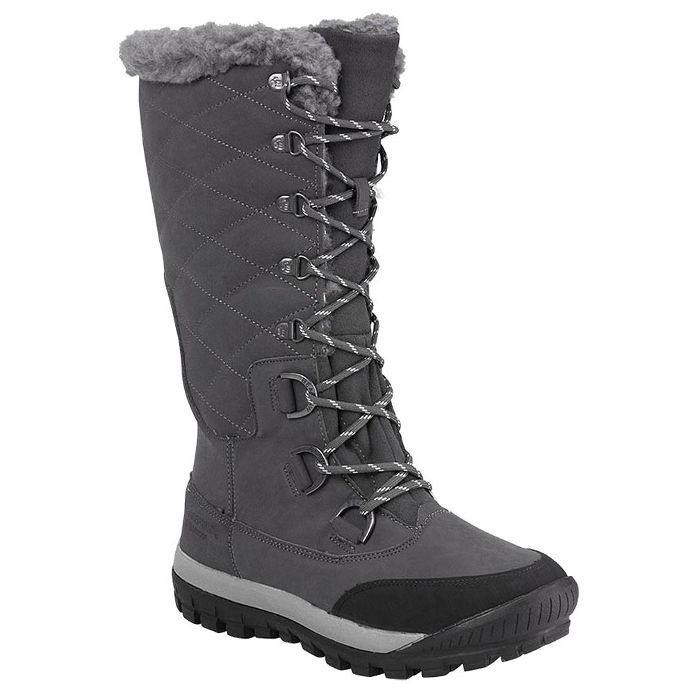Bearpaw Isabella Boot (Women's) - Charcoal