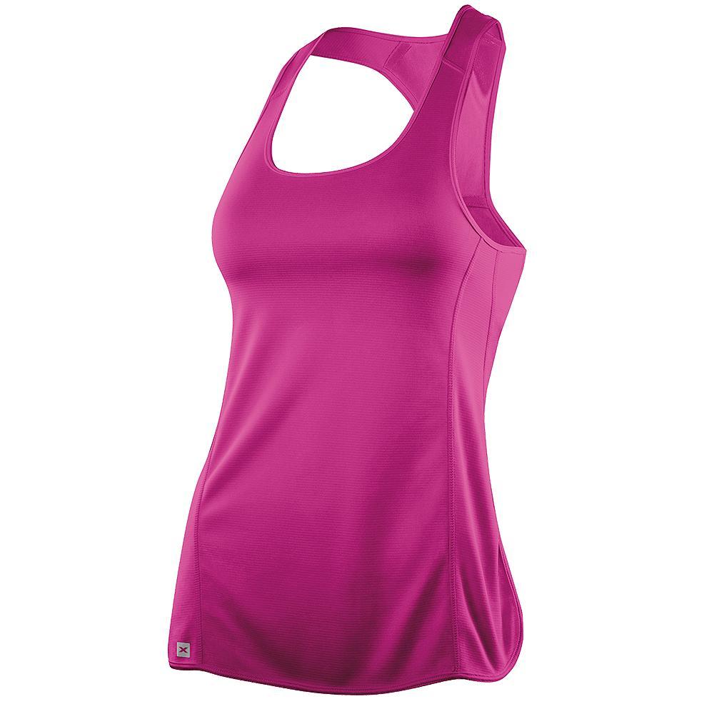 2XU Air Racer-back Running Shirt (Women's) - Magenta