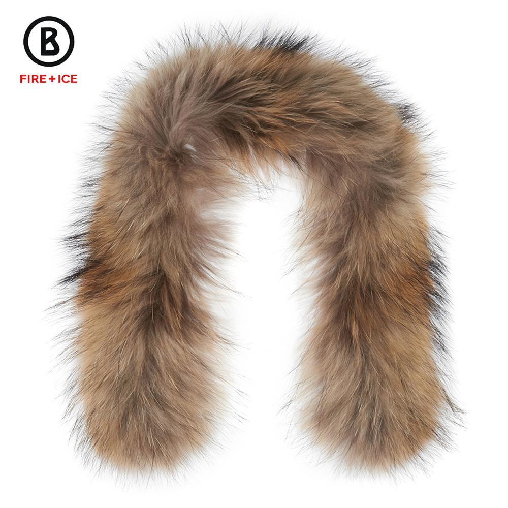 Bogner Fire Ice Pelz Real Fur Finn Raccoon Hood Trim
