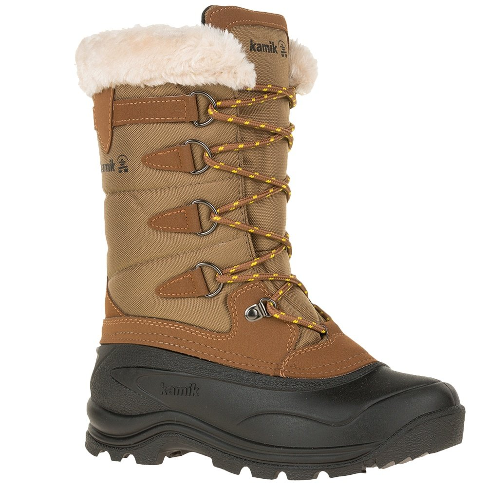 Kamik Shellback Winter Boot (Women's) - Khaki