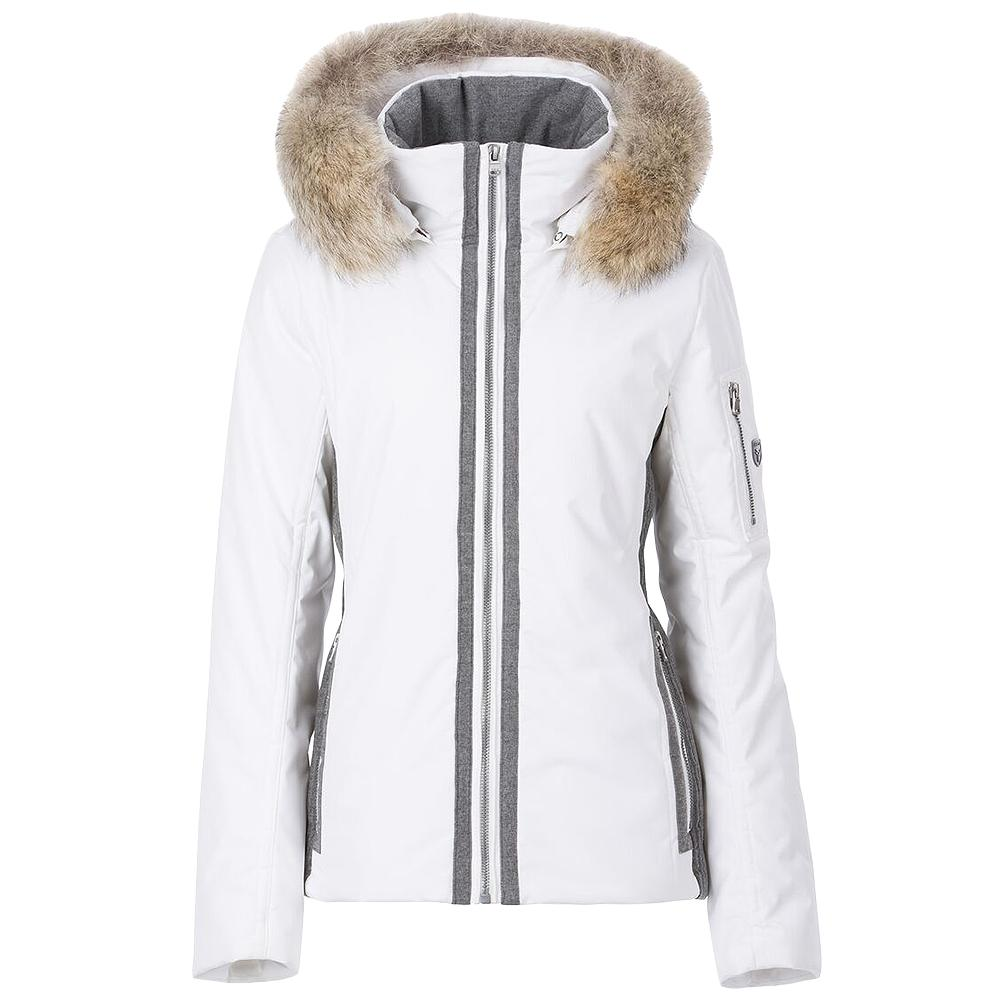 Free shipping BOTH ways on gerry white fur hooded ski jacket, from our vast selection of styles. Fast delivery, and 24/7/ real-person service with a smile. Click or call
