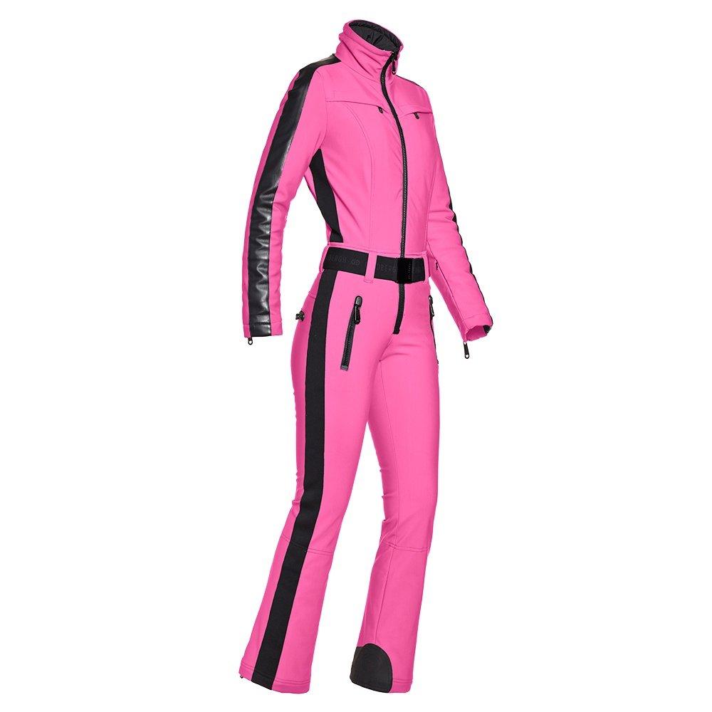 Goldbergh Phoenix Softshell Ski Suit (Women's) - Wow Pink