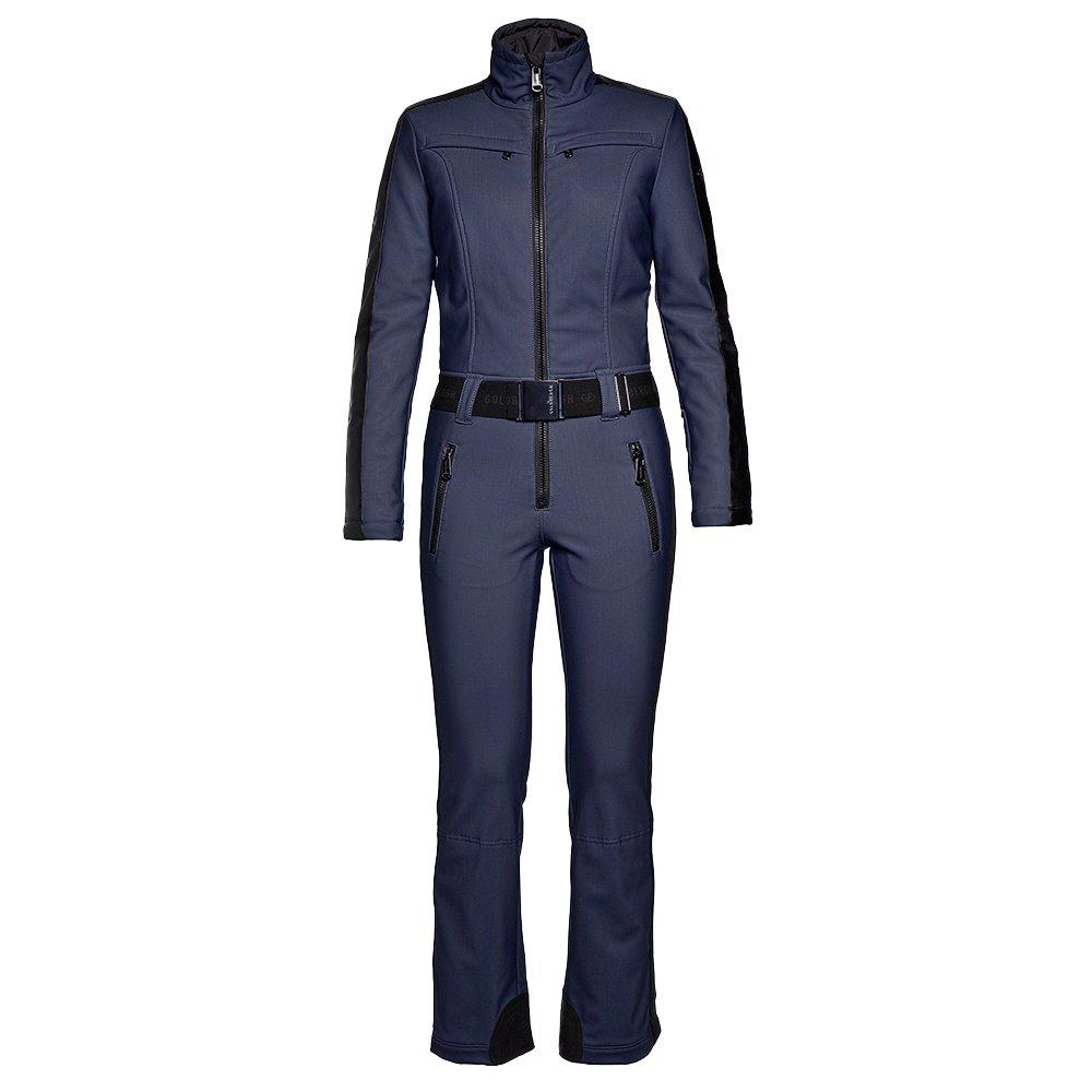 Goldbergh Phoenix Softshell Ski Suit (Women's) - Marine