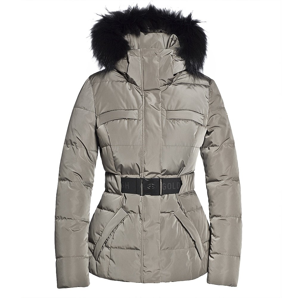 Goldbergh Jodie Down Ski Jacket with Real Fur (Women's ...
