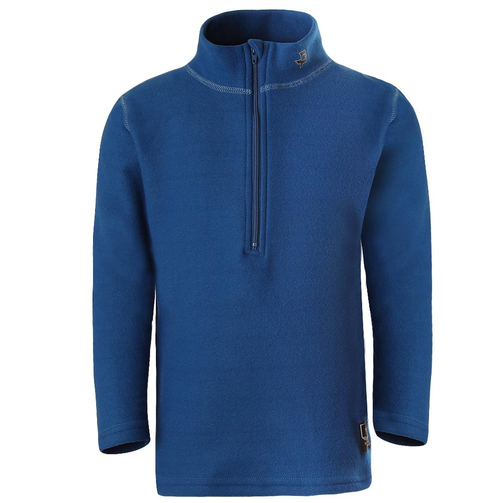 Polarmax Quattro Plus Half Zip Baselayer (Boys') - Blue