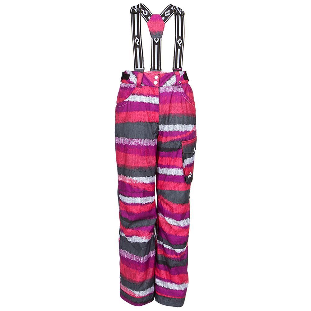Jupa Galina Insulated Ski Pant (Girls') - Polish Grey Print