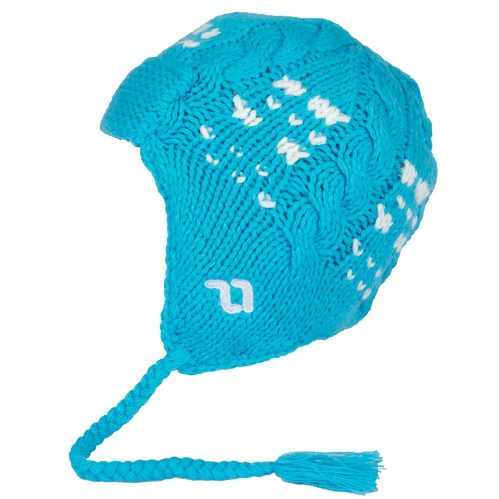 Jupa Klara Knit Hat (Little Girls') - Fresh Blue