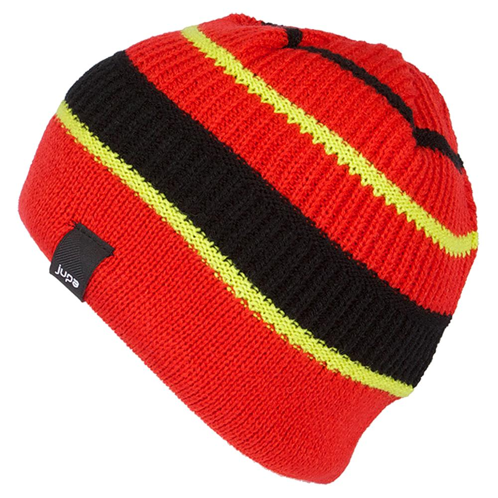 Jupa Anthony Knit Hat (Little Boys') - Mexico Red