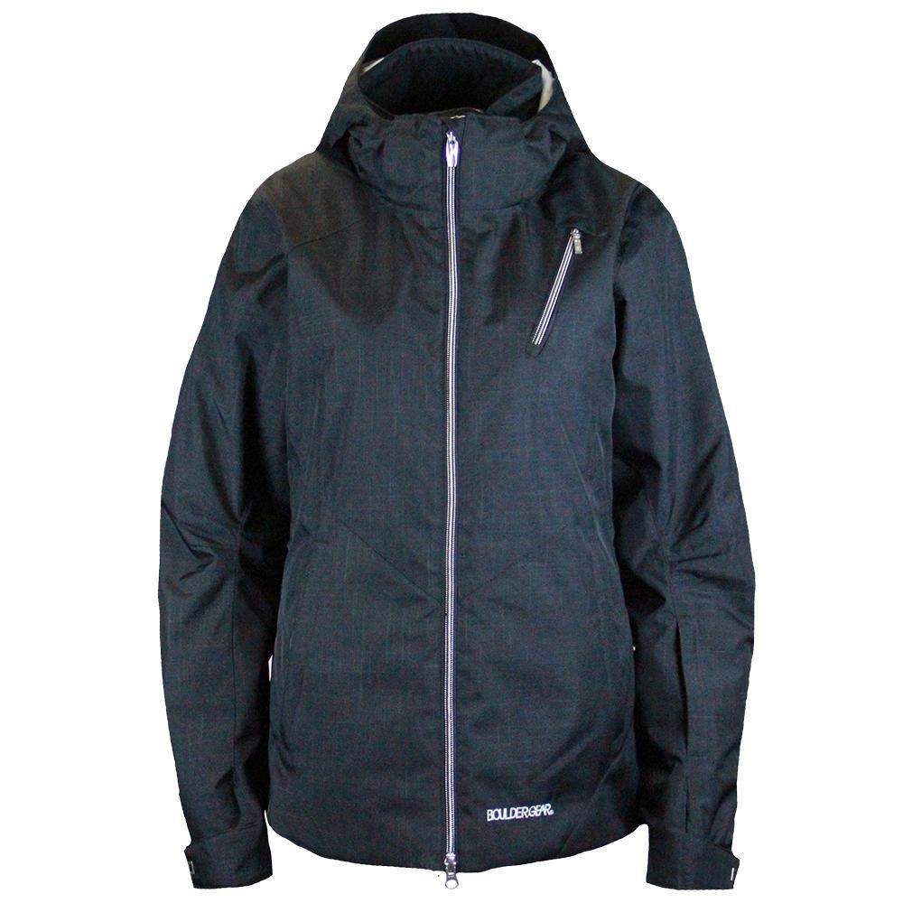 Boulder Gear Hepburn Insulated Ski Jacket (Women's) - Black