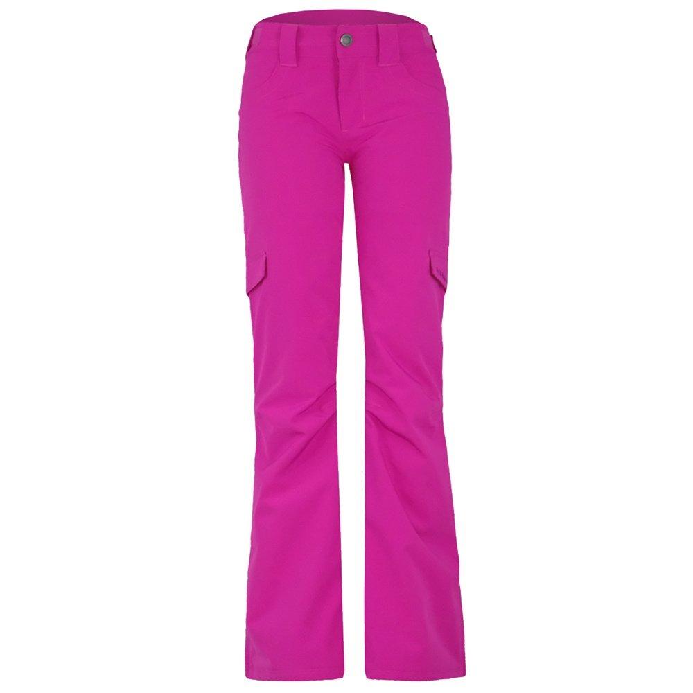 Boulder Gear Skinny Flare Insulated Ski Pant (Women's) - Fuchsia Rose