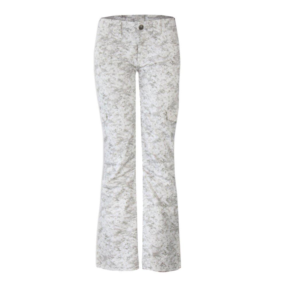 Boulder Gear Skinny Flare Insulated Ski Pant (Women's) - Nimbus