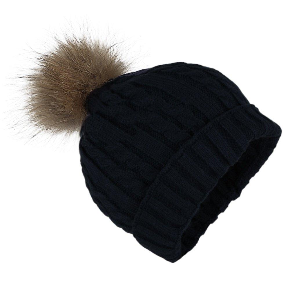 Peter Glenn Cable Hat With Pom Women S Peter Glenn