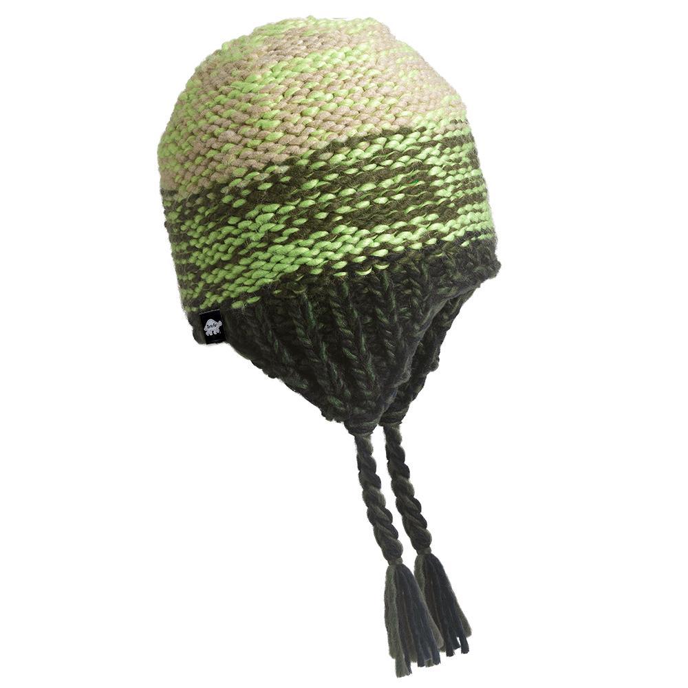 Turtle Fur Max Knit Ski Hat (Kids') - Green